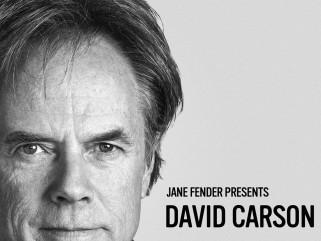 David Carson Event